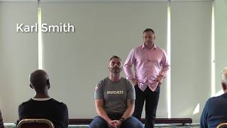 Hypnosis Training - Post Trauma Removal Session - Hypnotherapy Session