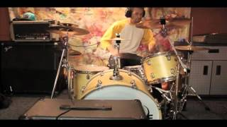 Joey Bada$$- Righteous Minds Live2Create Drum Cover