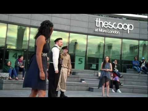 The Oresteia — Agamemnon at the Scoop (2012)