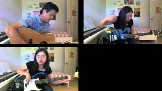 One Pure and Holy Passion - Cover by Jonah Hsu & Tiffany Hsu