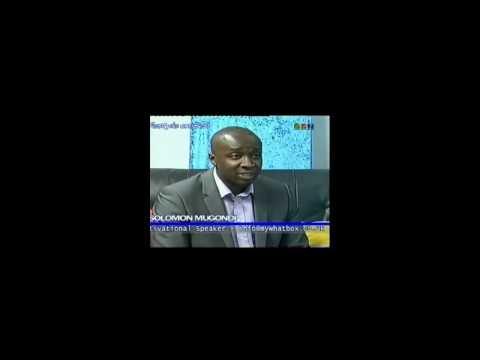 Lifestyle on BEN interview with Solomon Mugondi Pa...