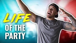 How to Be the LIFE of ANY Party (5 easy tricks)