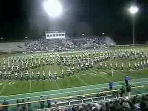 JHS Band Show 2007 2