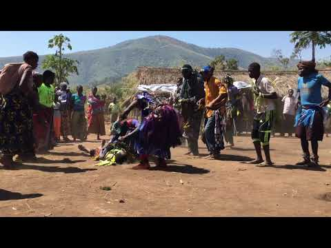 African tribal Dance!