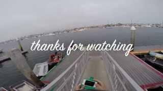 35mph Motorized Bicycle over 100+ mpg GOPRO hero3+ to the Peninsula