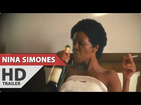 Nina Simones Trailer (2016) Zoe Saldana Movie HD