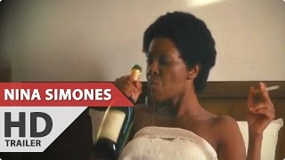 Nina Simone's Trailer (2016) Zoe Saldana Movie HD