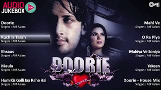 Atif Aslam's Doorie   Full Album Song Jukebox   YouTube
