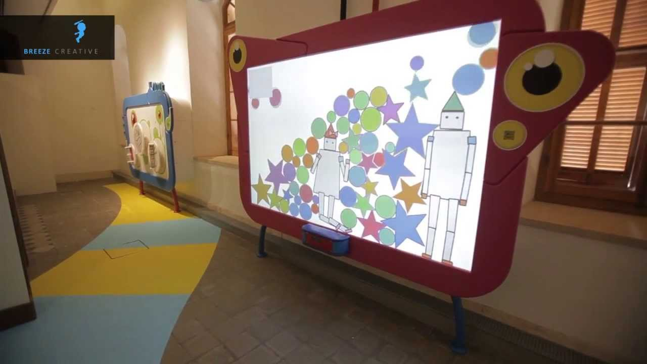 Kids Exhibition Booth : Breeze creative science exhibition for kids the