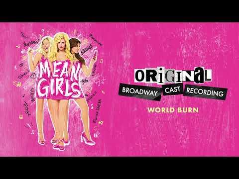 """World Burn"" | Mean Girls on Broadway"