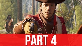 ASSASSIN'S CREED 3 REMASTERED Gameplay Part 4 - SEQUENCE 3 100%