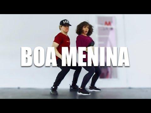 BOA MENINA - Luísa Sonza I Coreógrafo Tiago Montalti