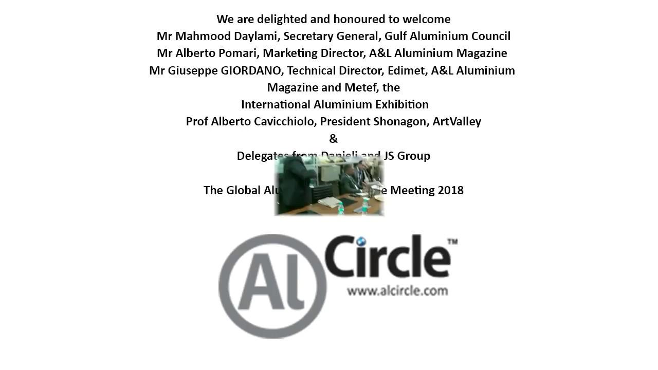 AlCircle hosts Global Aluminium Roundtable Conference in Kolkata