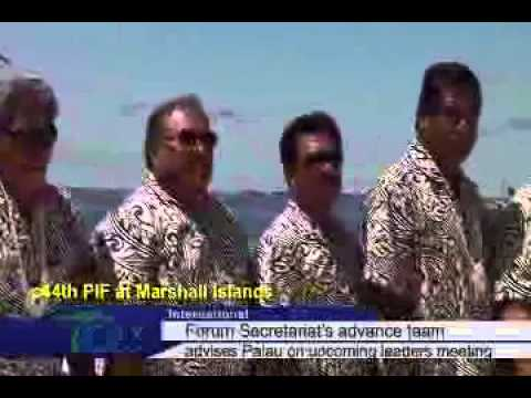 Good Leadership Expected Of Palau At 45th Pacific Islands Forum