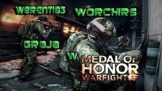 WSPÓLNE AKCJE WERENTIEGO83 I WORCHIRSA W MEDAL OF HONOR: WARFIGHTER