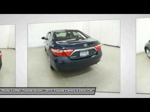 2015 toyota camry golden valley minneapolis bloomington mn p23527 youtube. Black Bedroom Furniture Sets. Home Design Ideas