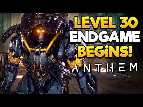 Anthem - Day 6 - !day1 PATCH IS LIVE, BIG CHANGES! - Quick 3hr Stream - PC Origin Early Access