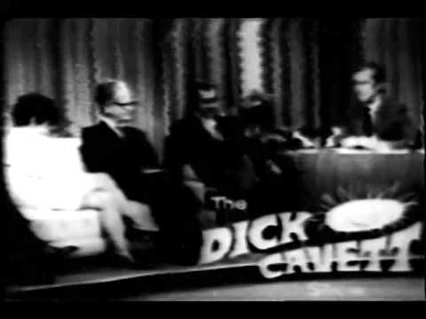 Ulrich and Skinner on the Dick Cavett Show