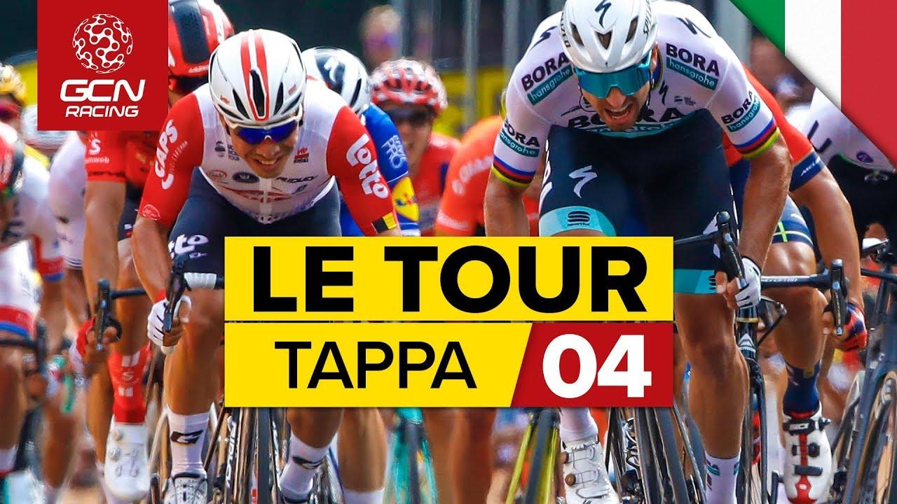 Tour de France 2019, 4° tappa: Reims - Nancy