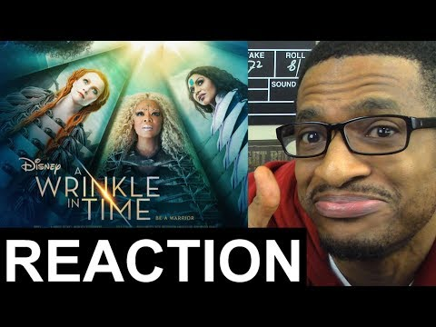 Thumbnail: A Wrinkle in Time Official US Trailer REACTION & REVIEW