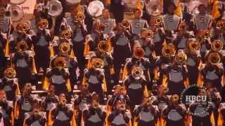 Testify - Southern University Marching Band 2014