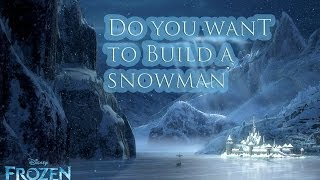 "Frozen -"" Do You Want To Build A Snowman "" Instrumental  (Piano OST Soundtrack) Free sheet music"