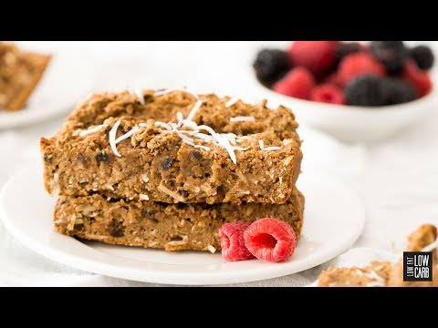 Coconut Almond Bars - Snack to Reduce Stress & Inflammation!