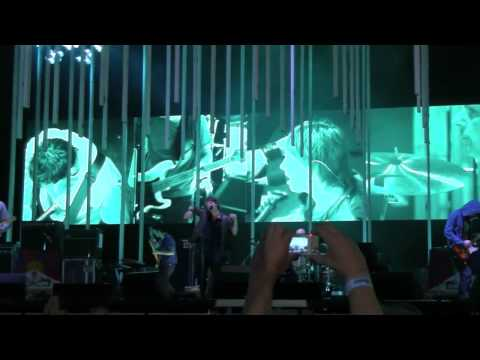 Radiohead - 15 Step (Radiohead Live In Praha)