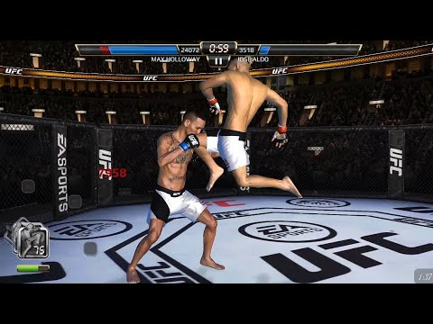 BEST KICK KNOCKOUT (UFC Mobile)