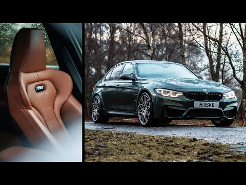 COLLECTING MY NEW BMW M3 *INDIVIDUAL SPEC*