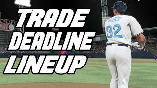 TRADE DEADLINE IS INSANE - MLB 16 THE SHOW DIAMOND DYNASTY GAMEPLAY