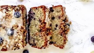 August's Blueberry and Lemon Cake recipe