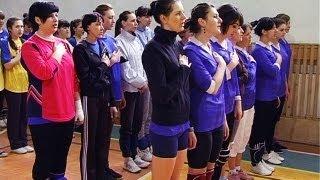 Жінки Коломийщини зіграли у волейбол