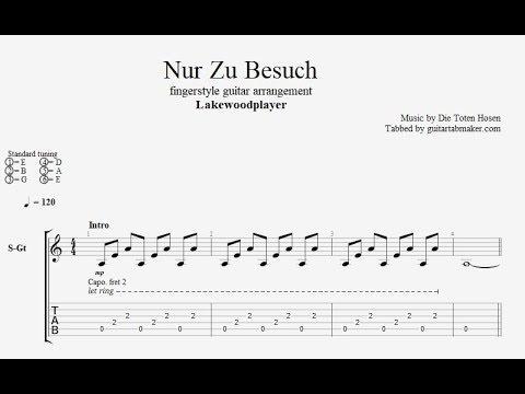 Spielraum Billiger Preis Outlet zum Verkauf Nur Zu Besuch TAB - fingerstyle guitar tab - PDF - Guitar Pro