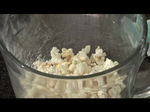 How to Get Popcorn Seasoning to Stick to Popcorn Without Butter : Popcorn Recipes Mp3