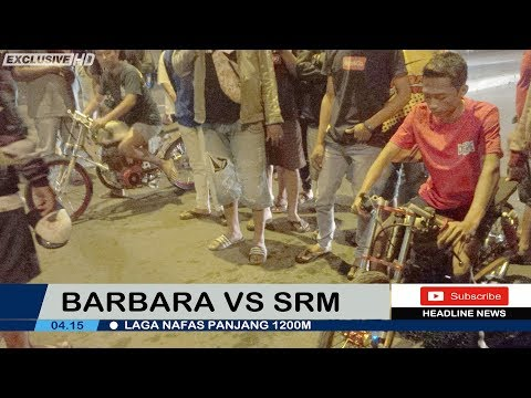 BARBARA SPEED VS SRM 2018 | BY PASS