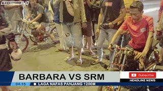 Download Video BARBARA SPEED VS SRM 2018 | BY PASS MP3 3GP MP4