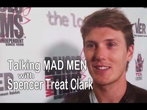 Mad Men: Spencer Treat Clark on Final episode