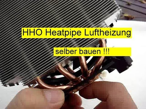heatpipe luftheizung selber bauen ist das m glich youtube. Black Bedroom Furniture Sets. Home Design Ideas