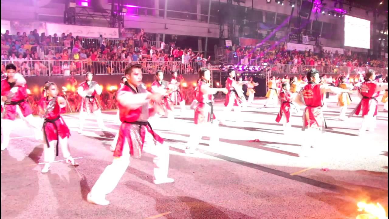 Chingay Parade 2013 (Demo)