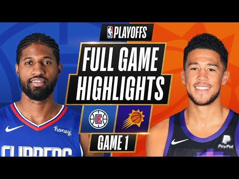 Download #4 CLIPPERS at #1 SUNS | FULL GAME HIGHLIGHTS | June 20, 2021