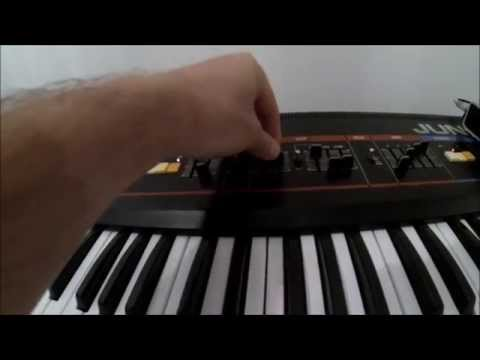 synth session 7th September 2015