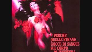 Bruno Nicolai - Perchè quelle strane gocce di sangue sul corpo di Jennifer?