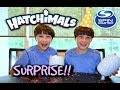 NEW Twins Hatchimals Surprise!! What's Inside??