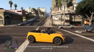GTA V: Walkthrough Part 54 Doting Dad [1080p]