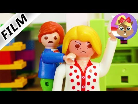 Playmobil video Nederlands | JULIAN BETRAPT OP STELEN - Mama Vogel ontzettend boos