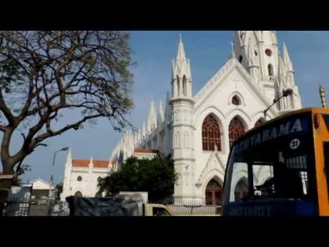 St.Thomas Church Santhome Chennai Tamilnadu