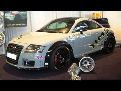 Pogea Racing Gmbh Audi Tt 8j Husttler Doovi