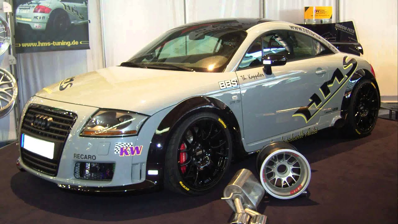 Audi tt 8n tuning cars youtube for Audi tt 8n interieur tuning