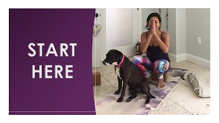 How can I start to practice yoga?